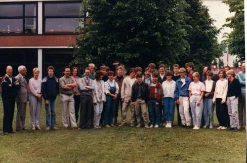JasonGHoogezand Holland 1985